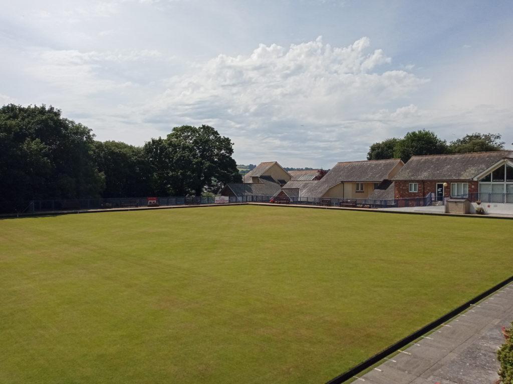 Bitton Park Bowling Green