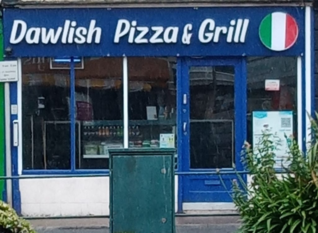 Dawlish pizza and Grill