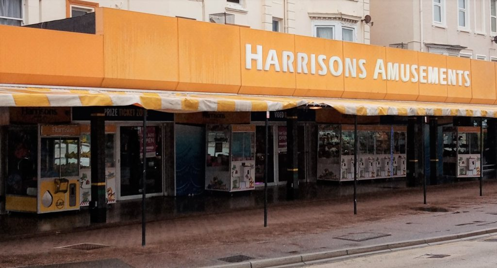 Harrisons Amusements