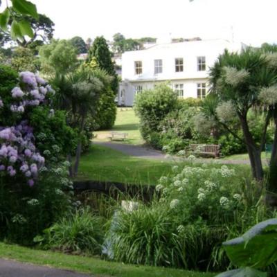 Manor Gardens Dawlish