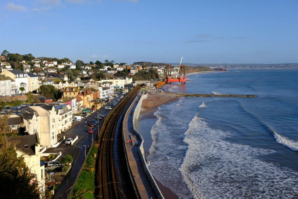 Railway By John Hooper