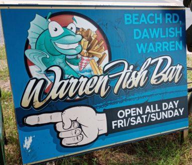 Warren Fish Bar