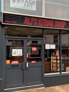 Ali's Kebab Shop