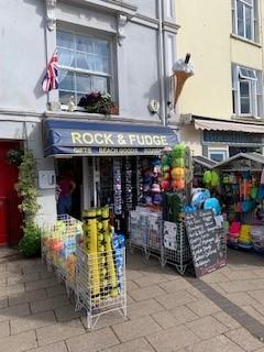 Rock And Fudge