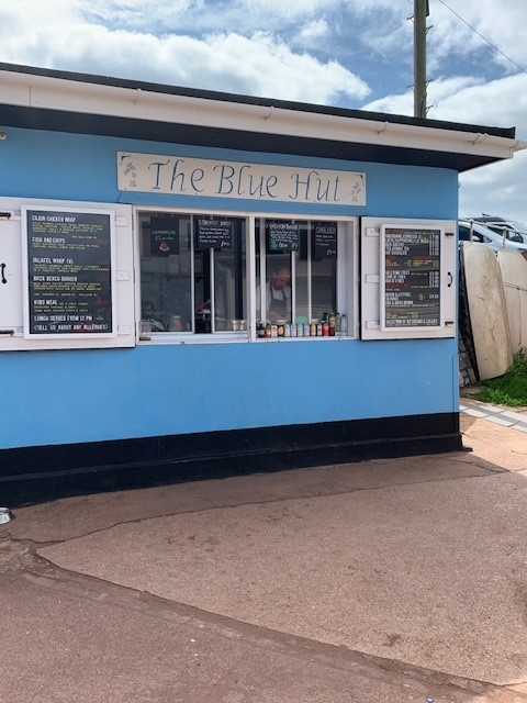The Blue Hut