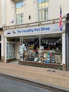 The Healthy Pet Shop