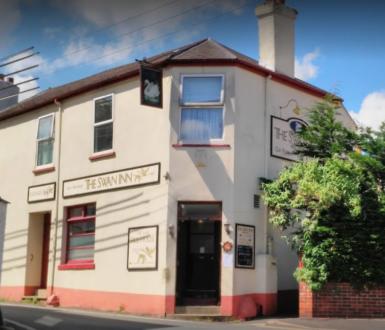 The Swan Inn Dawlish