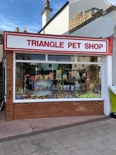 Triangle Pet Shop