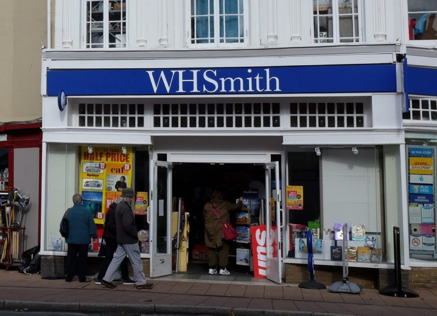 Wh Smith By John Hooper 1