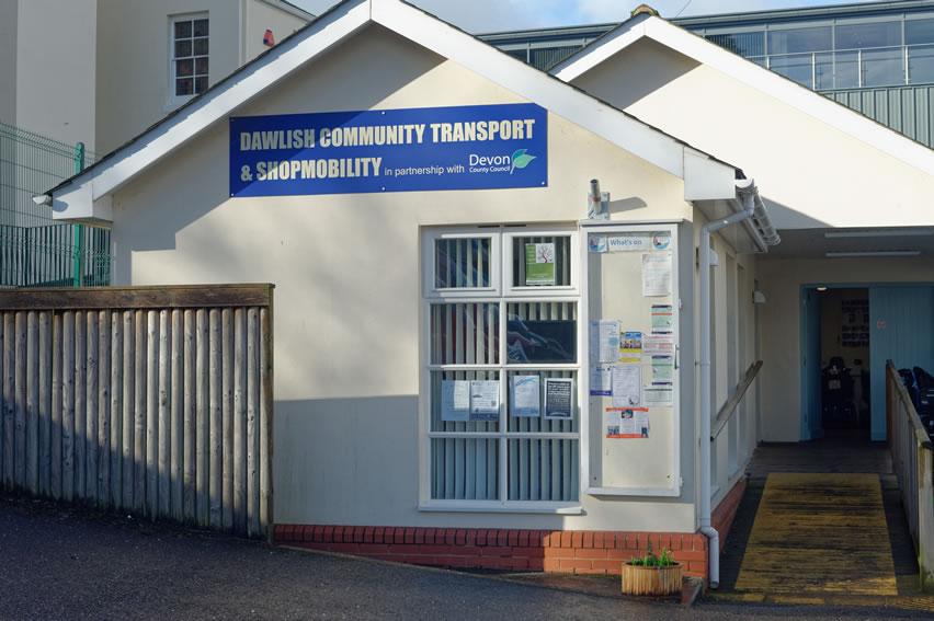 Dawlish Community Transport By John Hooper