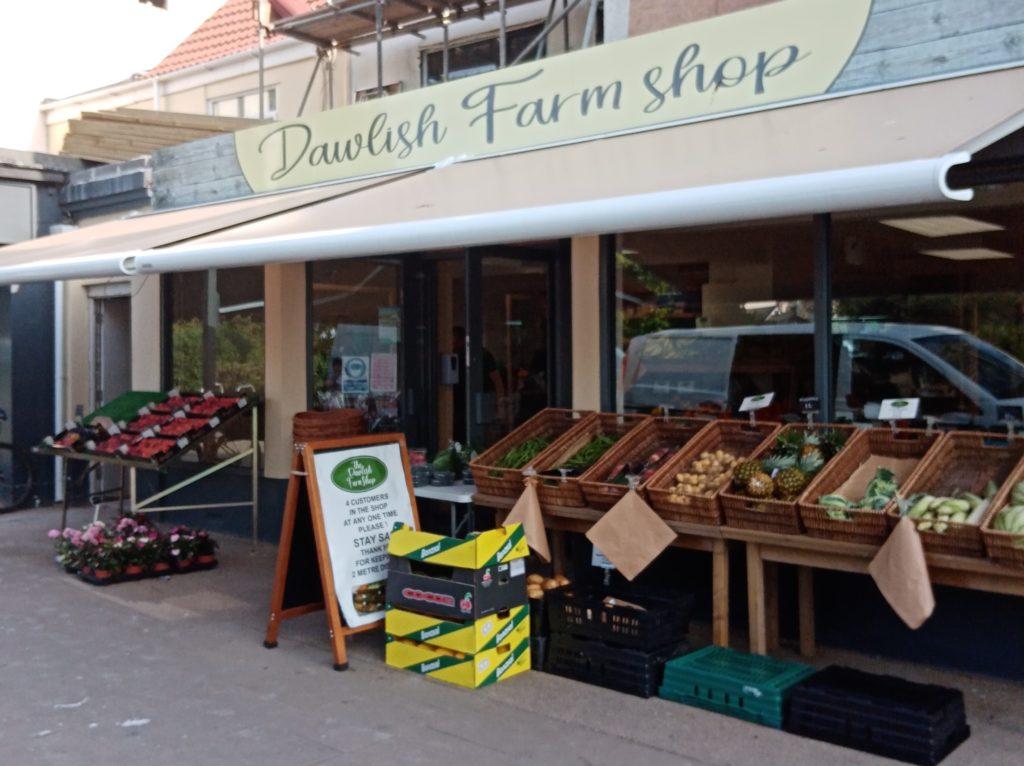 Dawlish Farm shop
