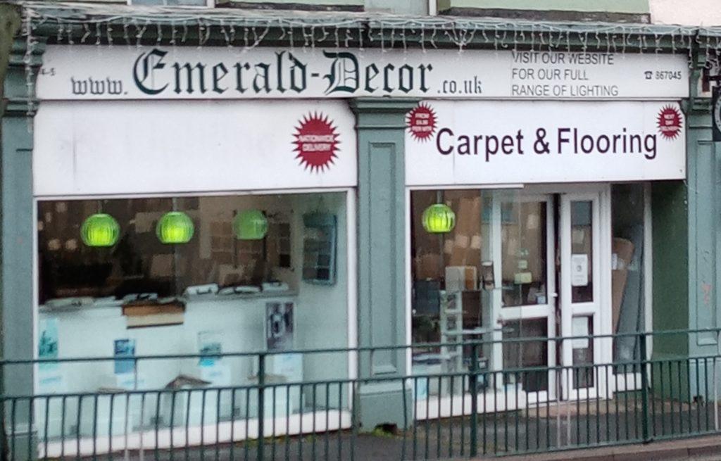 Emerald Decor Shop