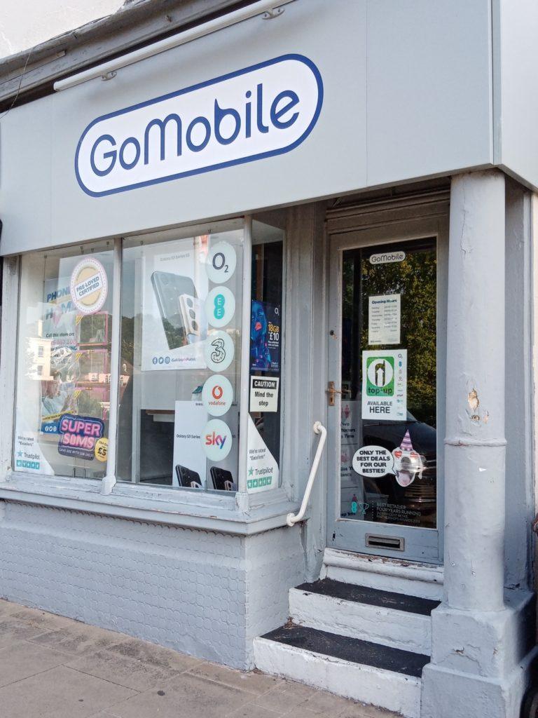 Go Mobile Shop
