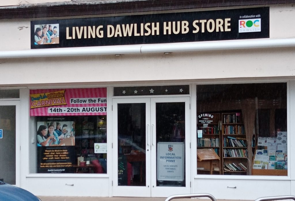 Living Dawlish Hub Store