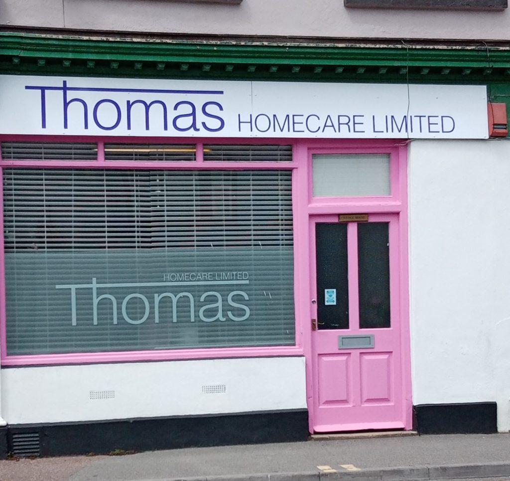 Thomas Homecare Limited