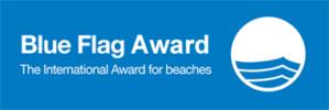 Blue Flag Award Logo