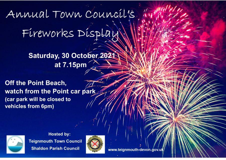 Fireworks Poster 2021